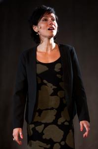 Av Kalk är Du Kommen. Martyna Lisowska. Foto: Stig Hammarstedt