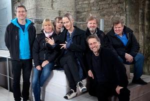 """Presskonferens \""""Av Kalk är Du Kommen\"""". Foto Stig Hammarstedt"""