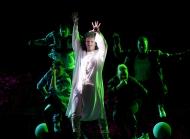 Dancing on the ringmur 2013. Foto Stig Hammarstedt