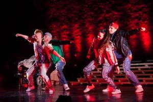Dancing On The Ringmur III. Foto Stig Hammarstedt