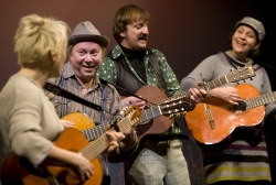 Gitarristerna Foto Stig Hammarstedt