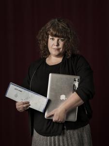 Annika Wassén. Fotograf: Anna Sundström