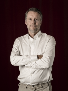 Thomas Sundström. Fotograf: Anna Sundström