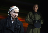Martyna Lisowska & Felix Engström. Fotograf: Stig Hammarstedt
