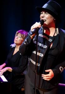 Systrarna Sisters / pressbild. Foto Stig Hammarstedt