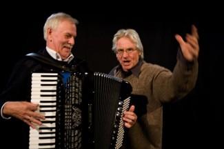 Evert Jansson & Kalle Jacobsson repeterar