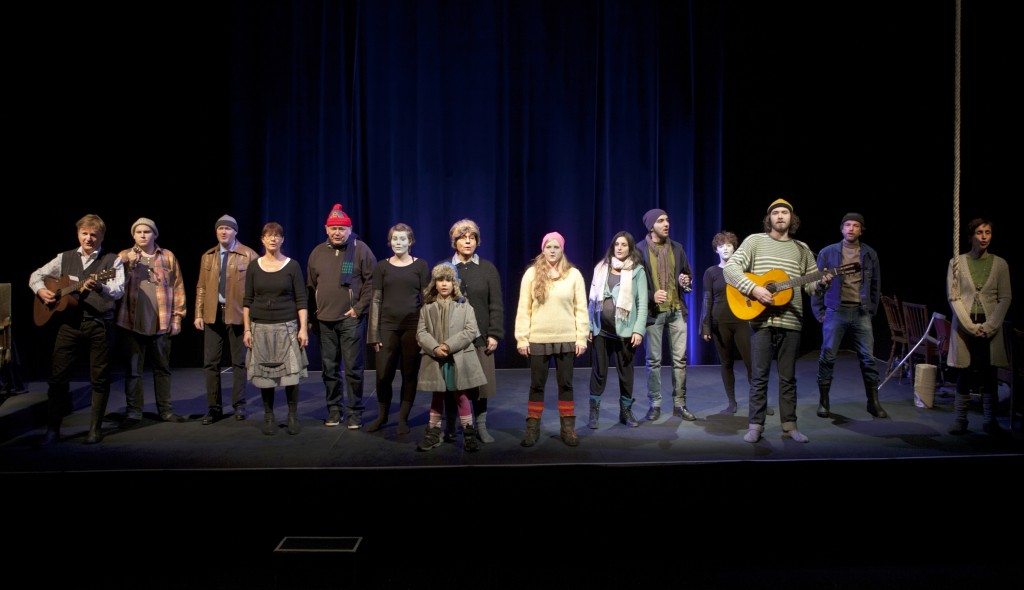 Ensemblebild. Foto Stig Hammarstedt