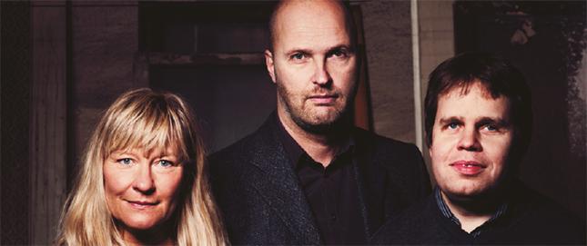 Lena Willemark, Jonas Knutsson och Mats Öberg