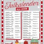 Levande Julkalender 2015
