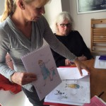 Kostymskisser. Kostymör Mari Ljungström.