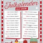 Levande Julkalender 2016