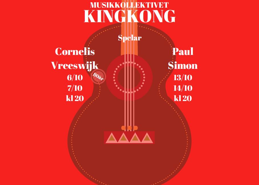 Musikkollektivet KINGKONG