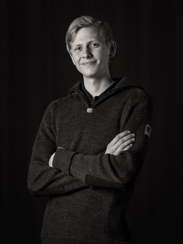 Alex Bennerstål. Fotograf: Anna Sundström