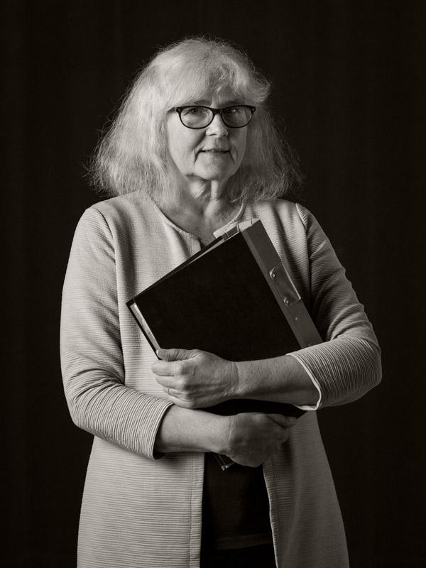 IngaLena Söderlund. Fotograf: Anna Sundström