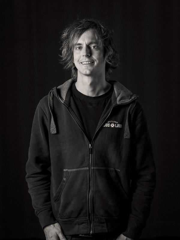 Jan Pettersson. Fotograf: Anna Sundström