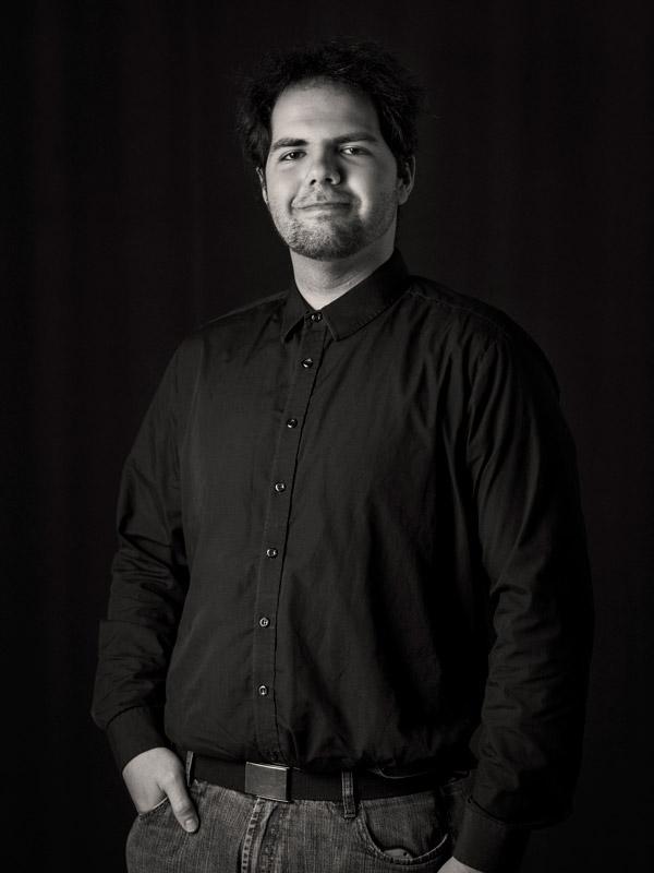 Josef Persson. Fotograf: Anna Sundström