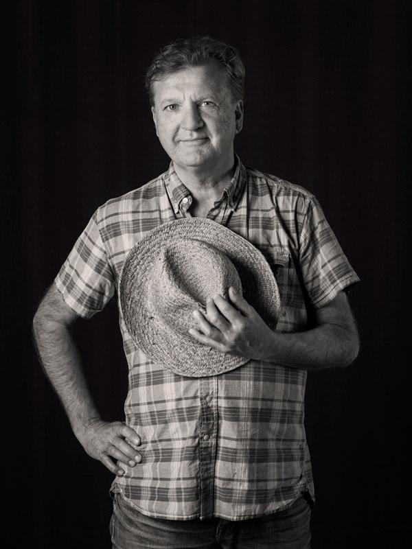 Lennart Bäck. Fotograf: Anna Sundström