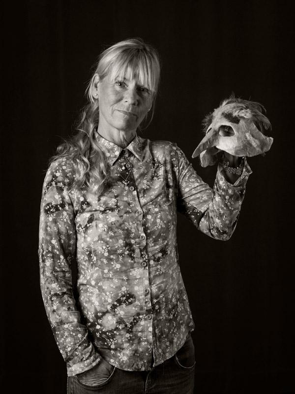Mari Ljungström. Fotograf: Anna Sundström
