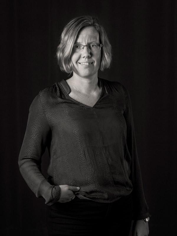 Therese Wahlgren. Fotograf: Anna Sundström