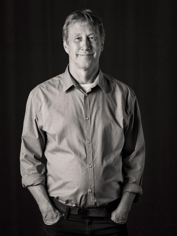 Ulf Grönhagen. Fotograf: Anna Sundström