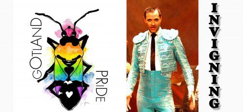 Invigning av 2019 års Gotland Pride